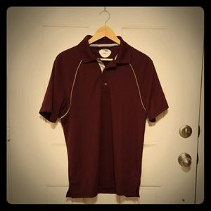 Grand Slam Fitted performance Golf shirt